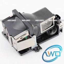BL FS220B oryginalna lampa z mieszkań dla OPTOMA TW1692/TX7156 Projektory Żarówki projektora Elektronika użytkowa -