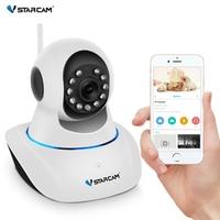 VStarcam C7825WIP 720P HD Wifi IP Camera P/T Memory storage IR Cut Night Vision Audio record Indoor Security Camera Wireless