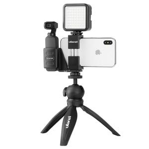 Image 3 - Osmoポケットハンドヘルド電話ホルダーブラケット固定スタンド携帯ホルダーw大広角レンズdji osmoポケットドロップシップ