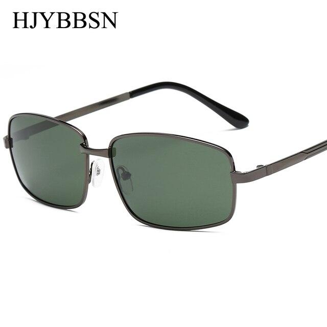 Polarizada Óculos De Sol Polaroid HJYBBSN Praça Ao Ar Livre HD Óculos de Sol  TAC óculos ab8f6b919a