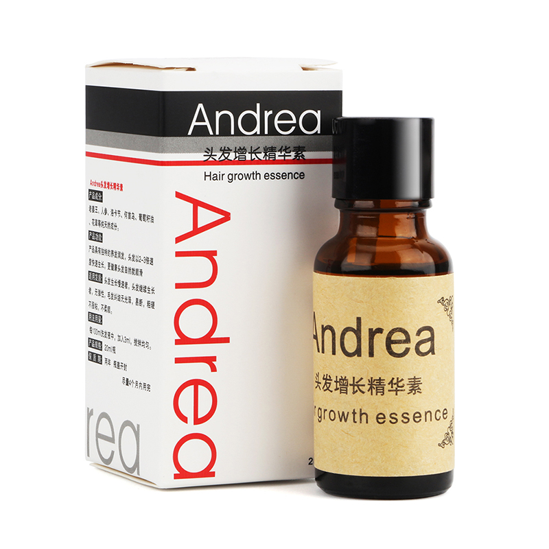 Andrea Hair Growth Essence Hair Loss Liquid 20ml 10 days only fast hair growth products Guaranteed 100% genuine