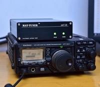 2018 New version mAT 30 HF Auto tuner 120W AUTO TUNER Automatic Antenna TUNER For Yeasu Ham Radio