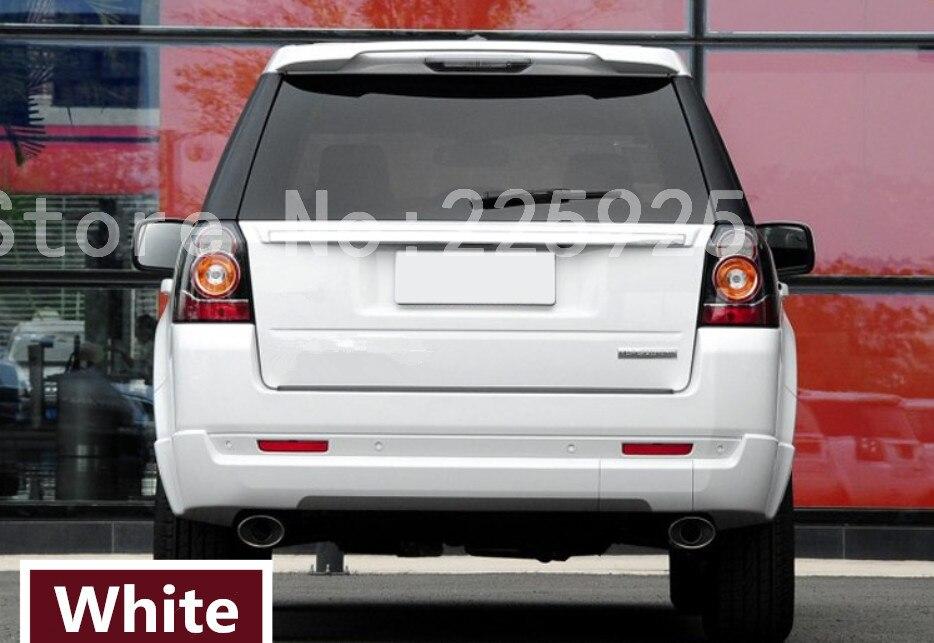 Pintar Defletor Cauda Asa Traseira Spoiler Primer Para Land Rover ...