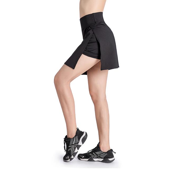 EAST HONG Women Tennis Running Golf Sports Skirts Badminton Fitness Skorts