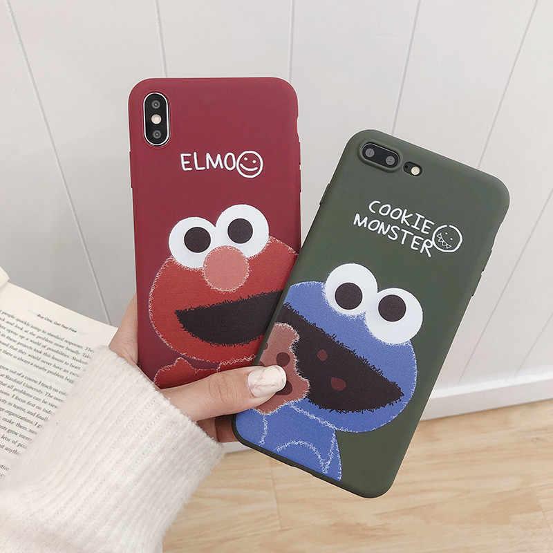 coque iphone 7 monster