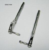 RC Model Airplane Metal Anti Vibration Landing Gear SZ002 31005 D11 L140mm