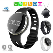 Смарт-браслеты IP67 Водонепроницаемый спортивный браслет Bluetooth вызова/SMS напоминание Фитнес трекер для Android и IOS PK I5plus
