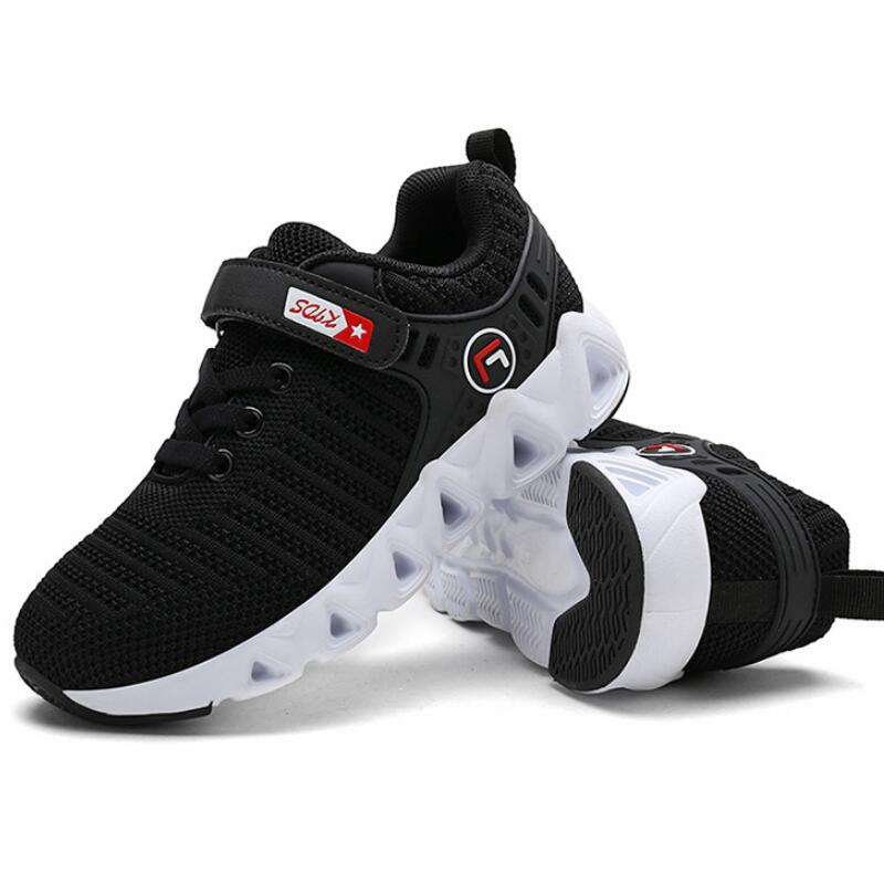 SKHEK Kids Shoes for Girls Top Brand Shoes Boys Sport Shoes  Quality sneakers Children Casual Ruinning Shoe Girls Sneakers 28-36