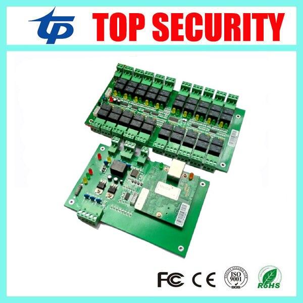 Free Shipping TCP/IP 20 Floors Biometric Fingerprint And RFID Elevator Access Control Board Lift Controller System крем tony moly the chok chok green tea watery cream
