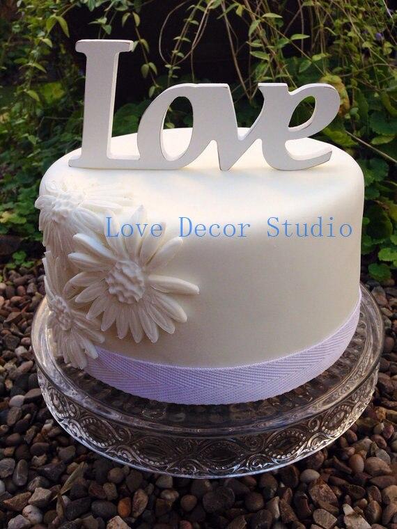 Торт буквы сценарий знак любви-знак дерева искусства, знак любви, Свадебный декор