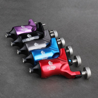 2017 High Quality Professional 5 Color Rotary Tattoo Machine Swiss Motor Assorted Liner Shader Tattoo Gun