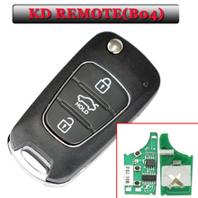 Free shipping B04 Hyundai style 3 button Remote  For KD100(KD200)/KD900 Machine (1piece)