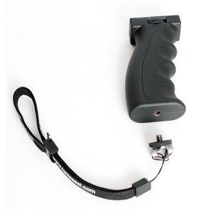 Image 5 - פעולה מצלמה יד גריפ ארגונומי אקדח ידית עבור Sony X3000 X1000 Xiaomi יי 4K 4K + Mijia ספורט מצלמת וידאו מייצב מחזיק