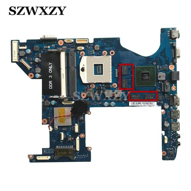 Para Samsung RC530 Laptop Motherboard BA92-08557A BA92-08557B GT540M 2 gb DDR3 Completo Testado Frete Grátis