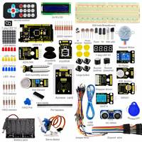 2017 New Super Electric Stocks 2560 Starter Kit For Arduino 1602LCD RFID Relay Motor Buzzer PDF