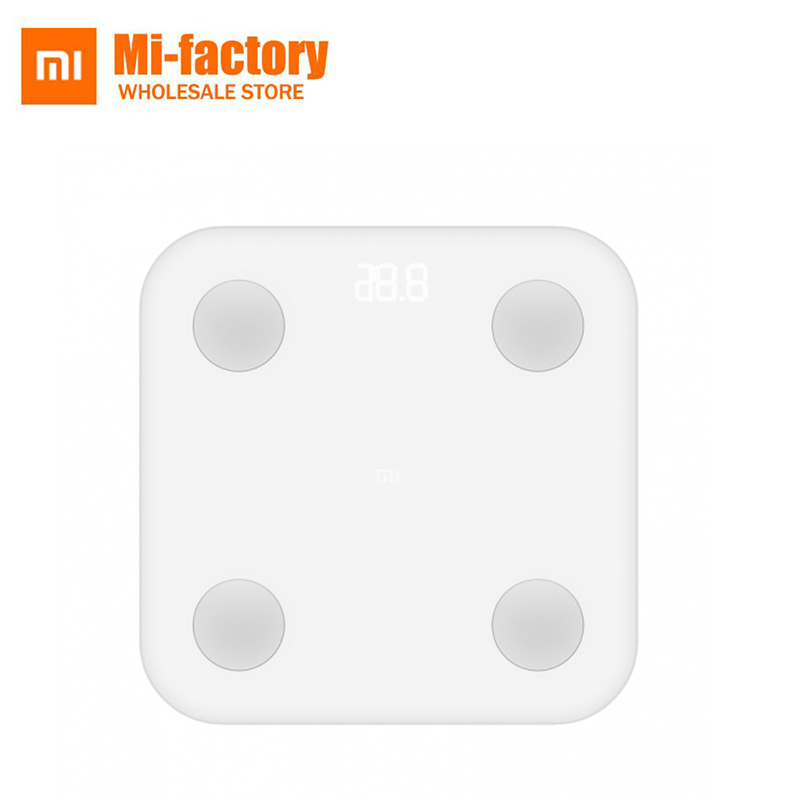 Original Xiaomi Mi font b Smart b font font b Scale b font Fat Household Premium