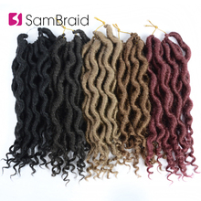 SAMBRAID Crochet Hair Braiding Goddess Crochet Hair Braids w