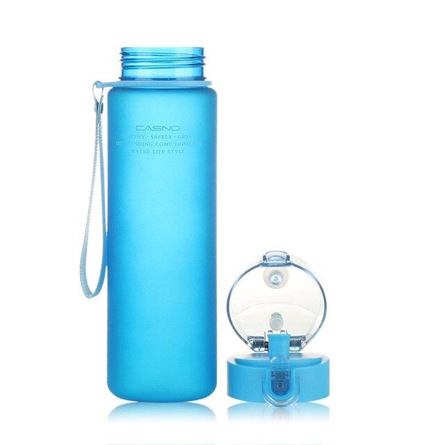 CURGE Flip Top Lid Direct Drinking Plastic water bottle 400ml 560ml #1107 4