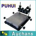 300x240mm PUHUI SMT impresora stencil manual, de pasta de soldadura, máquina de serigrafía de la Camiseta