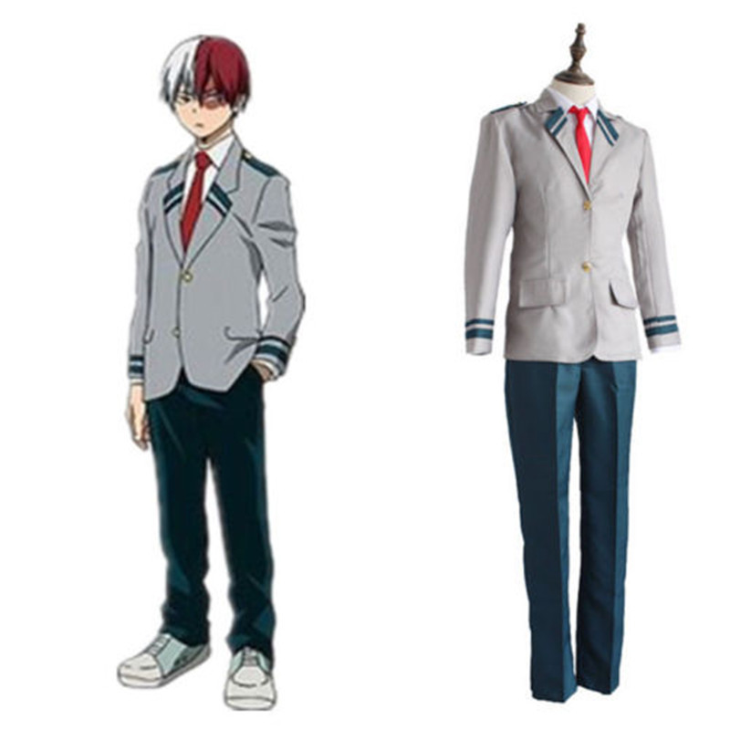 Cosplay Costumes Boku no Hero Academia AsuiTsuyu Yaoyorozu Momo School Uniform My Hero Academia OCHACO URARAKA Midoriya Izuku