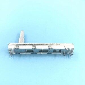 Image 3 - 5 pièces 60mm pour Pioneer DJM 350 600 700 800 Push Fader droit glissière potentiomètre DJ MIXER B10Kx2