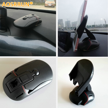Car Phone Holder GPS Adjustable bracket Car Accessories For BMW X1 X3 X4 X5 F48 F25 F26 F15 F30 E90 E46 E84 image