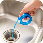 Kitchen Snake Sink Tub Pine Drain Cleaner Bathroom Shower Toliet Slow Removal Clog Hair Tool Bathroom Sewer Cleaning Hook