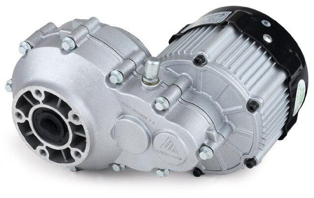 Moteur sans brosse 650 W-750 w Dc 48 v/60 V, moteur de vélo électrique, BLDC, moteur à engrenages différentiels, BM11418HQF
