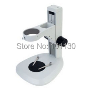Microscope Vertical Flat Stand Base for Zoom Stereo Microscope