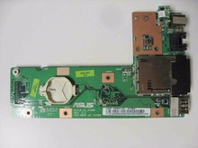 USB слот для карты SD DC переключатель Питания Разъем Платы Для ASUS K52 K52J K52JC K52JR K52DR X52F K52F X52J 3DKJ3DB0000 60-NXMDC1000