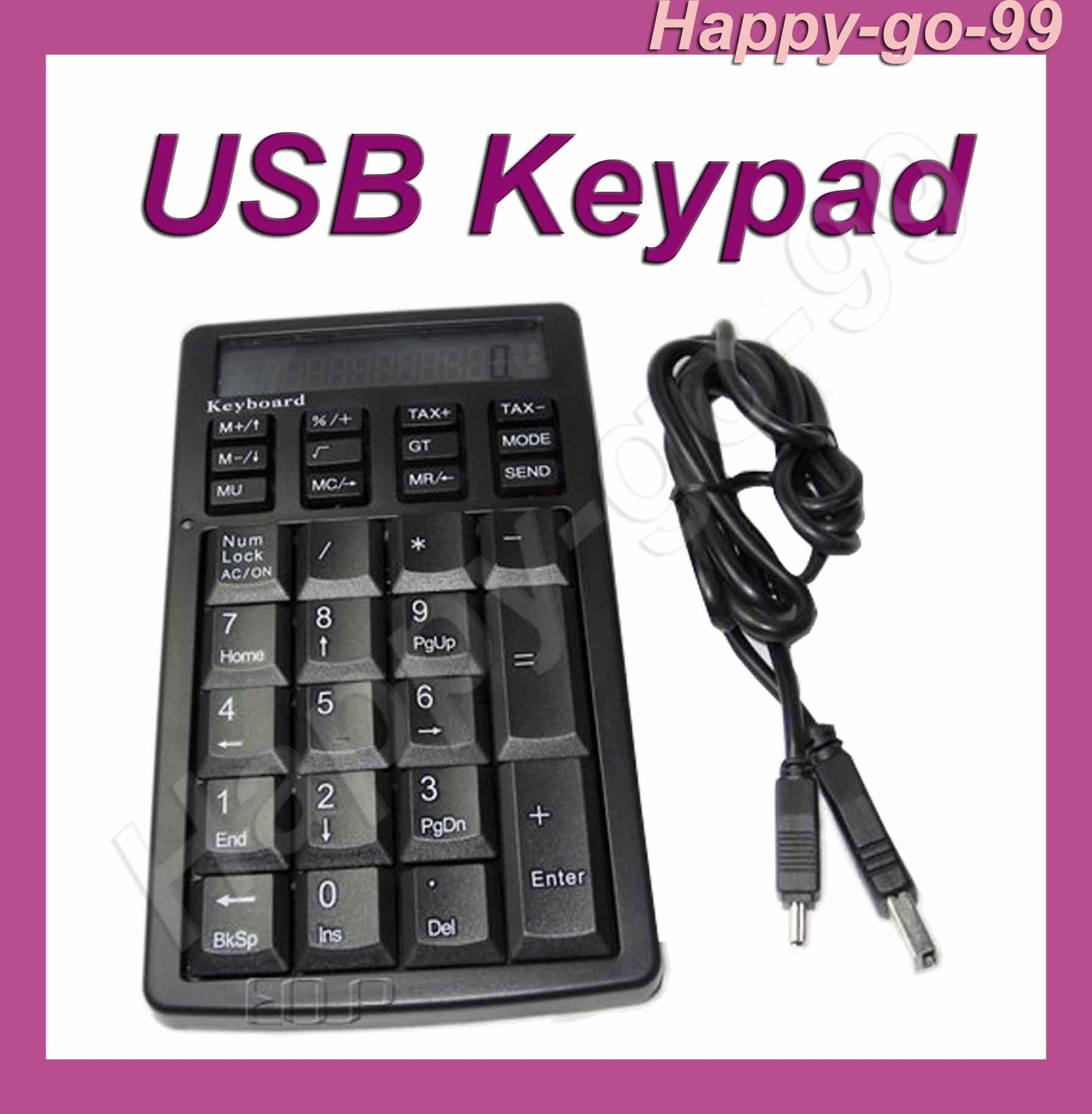 how to use numpad on laptop