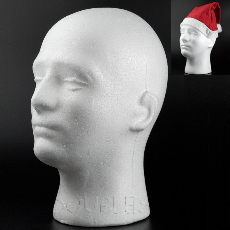 ᐃBalaclava máscara masculina espuma de poliestireno espuma maniquí ...