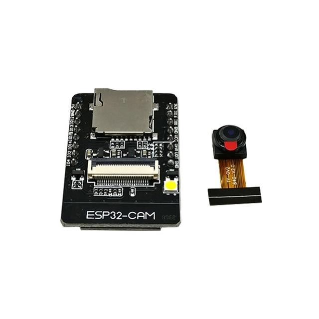 10 pces ESP32 CAM ESP 32S módulo de série wi fi para wifi esp32 esp32 placa desenvolvimento 5v bluetooth com ov2640 câmera módulo cam