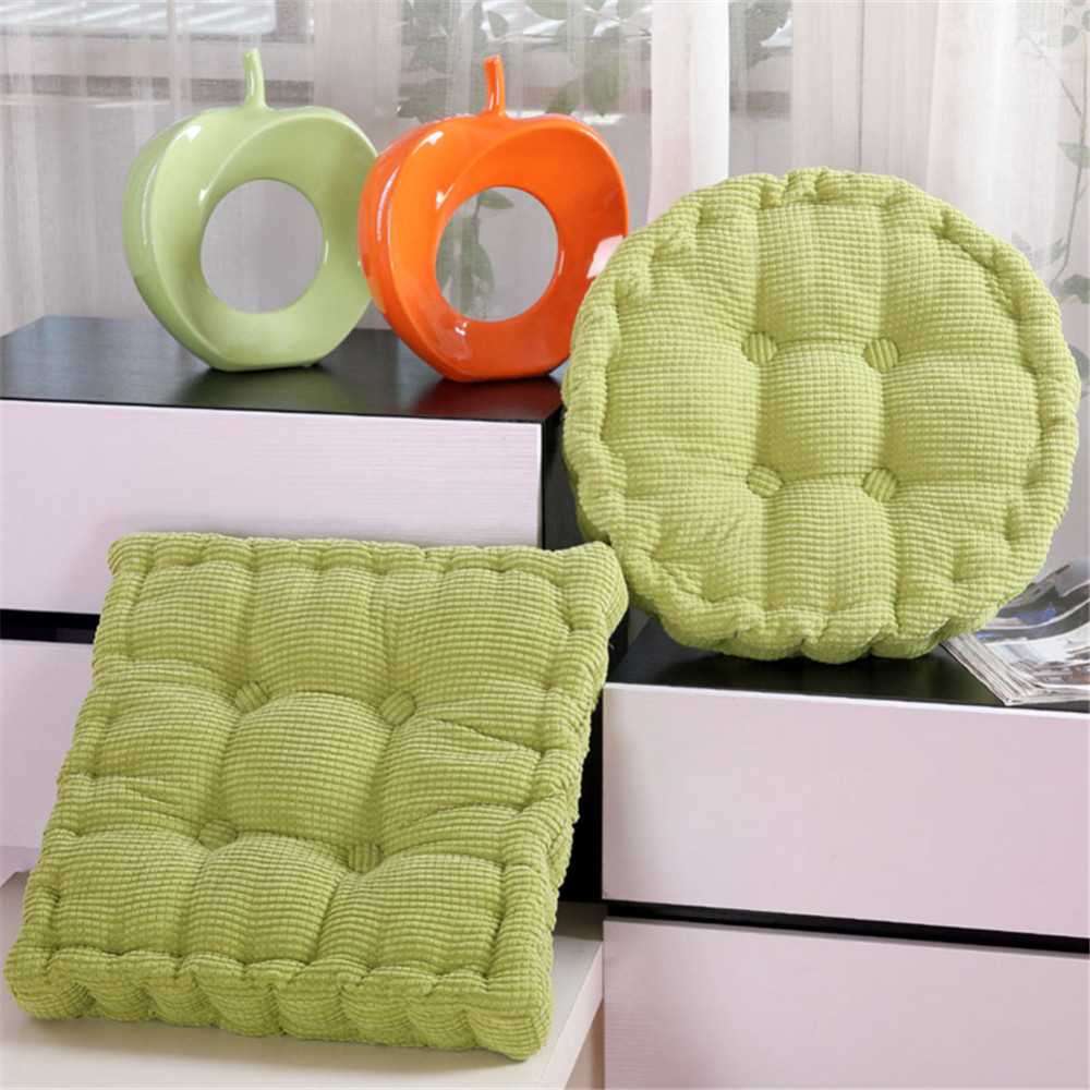 Thick-Corduroy-Elastic-Chair-Cushions-For-Kitchen-Chair-Solid-Color-Seat-Cushion-Square-Round-Floor-Cushion