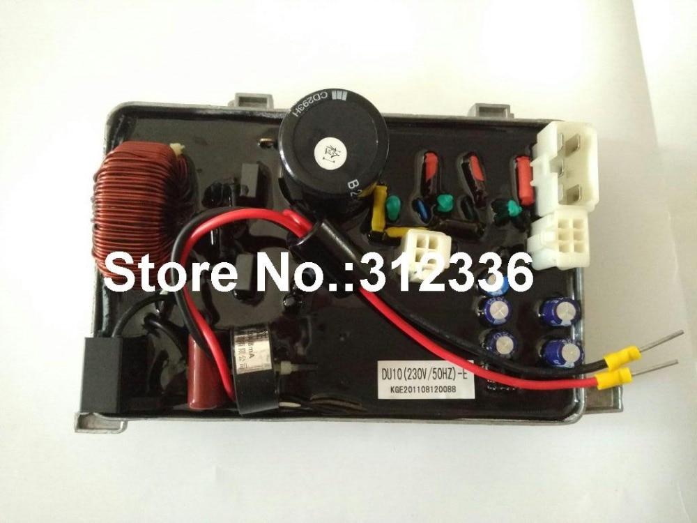 все цены на  Free shipping IG1000 AVR 220V generator spare parts suit for kipor Kama  Automatic Voltage Regulator  онлайн