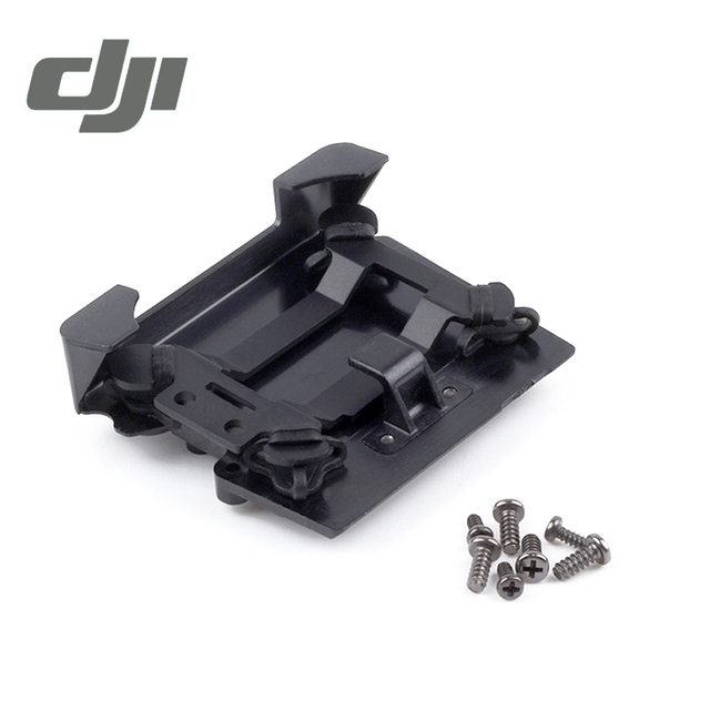 Genuine DJI Mavic Pro Gimbal Damper Vibration Shock Absorbing Bracket Board Mount Parts with Original Pack For RC Drone Repair