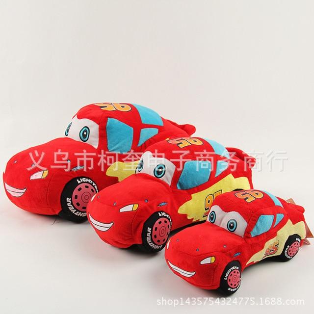 Oversized Genuine Car Accident Dolls Plush Toys Lightning Mckon