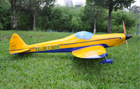 Silence Twister 95 50cc 9 Channels Oracover Film Large Scale RC Balsa Wood Model Airplane ARF