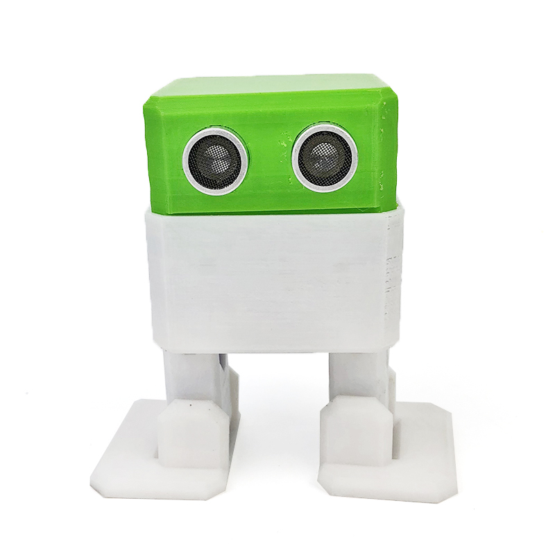 OTTO 3D Toys Arduino Nano RC Robot Open Source Maker Obstacle Avoidance DIY Humanity Playmate for nano rc robot open source maker obstacle avoidance diy humanity playmate 3d toys for otto kids best toys