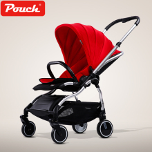 Pouch bugaboo bee similar stroller sitting sleeping pram cart(China)