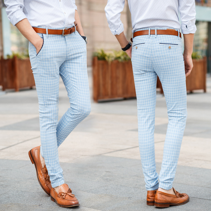 Aliexpress.com : Buy 2015 summer cotton straight casual pants ...