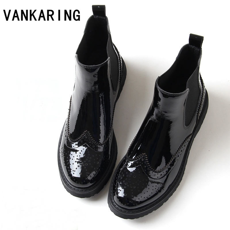 VANKARING New rubber boots shoes women riding boots for ladies waterproof women snow boots winter woman ankle snow rainbootsVANKARING New rubber boots shoes women riding boots for ladies waterproof women snow boots winter woman ankle snow rainboots