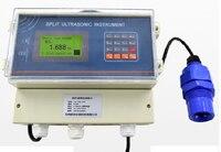 แยก Ultrasonic Liquid Level Meter Level Meter Discharge