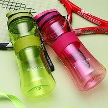 2019 700ml BPA Free Plastic Water Bottle Drinkware Portable Sport Bike Cycling Durable Bottle My Water Bottles