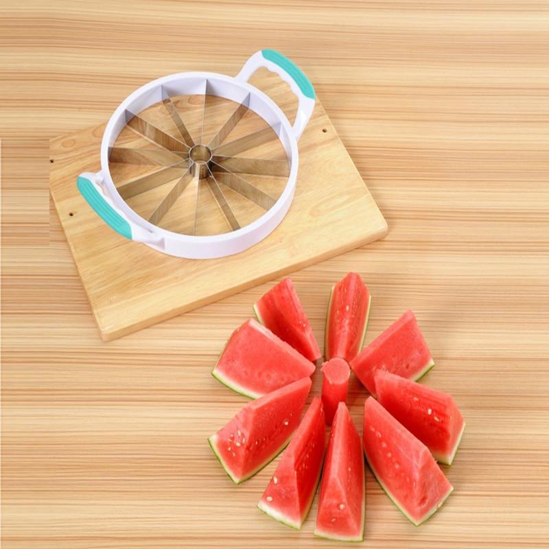 Multifunction font b knife b font cut watermelon fruit watermelon apple device Kitchen supplies division J13401