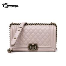 Bags For Women 2019 Luxury Handbags Designer Woman Caviar Leather Crossbody Bag Messenger Chain Bolsa Feminina