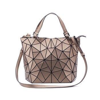 2019 New Crossbody Geometric Bag Large Capacity