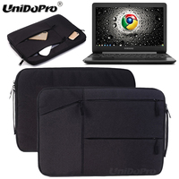 Unidopro Classic Sleeve Briefcase For Samsung NP900X5L K02US Notebook 9 Aktentasche 15inch Laptop Mallette Carrying Bag