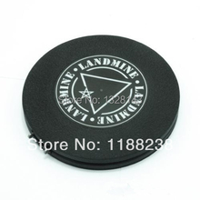 Recommended New Black  Plastic Landmine Foot Switch Tattoo Foot Pedals Wireless for tattoo machine tattoo supply