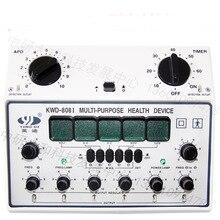 Electro akupunktur gerät nadel stimulator KWD 808 II 6 kanal ausgänge Schmerzen Relief Muscle Stimulator